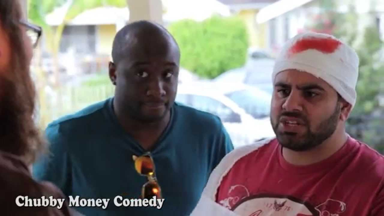 I Want My T-shirts Back (Chubby Money Comedy)