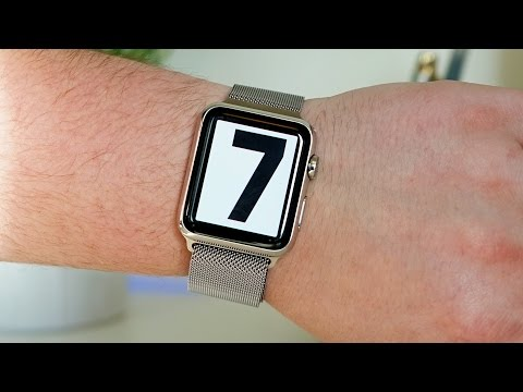 Thumbnail: 7 Awesome Apple Watch tricks