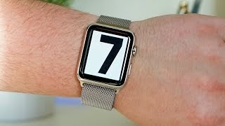 7 Awesome Apple Watch tricks