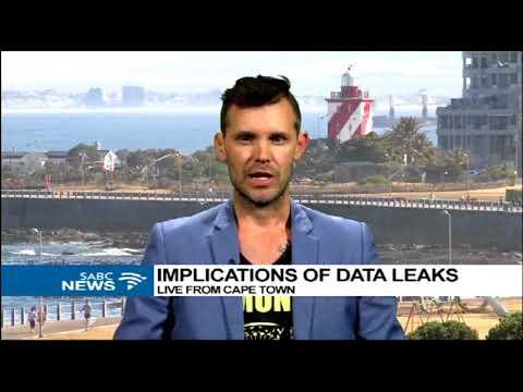 Implications of data leaks: Zayin Krige