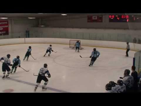"#82 Goal 20110107 Cumberland Junior Grads 1997 Minor Bantam ""AA"" Hockey Team 2010-11 Season"
