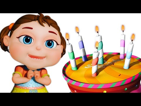Happy Birthday Sg  Kids Sgs & Nursery Rhymes  gyan