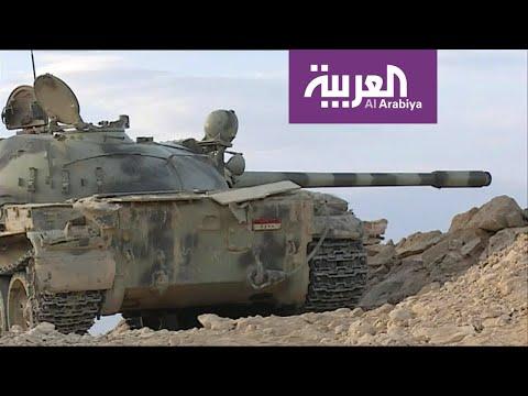 -العربية- في الخطوط الأمامية للقتال بمديرية نهم قرب صنعاء  - نشر قبل 4 ساعة