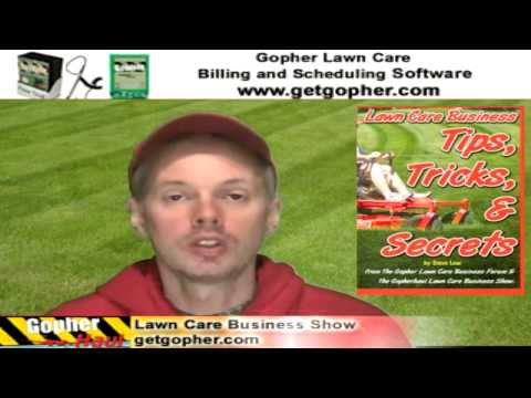 How the lawn care business can effect your health - GopherHaul 77 Lawn Care Business Blog Show