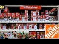 ALL CHRISTMAS INFLATABLES AT THE HOME DEPOT - Christmas Shopping Christmas Decorations Shop (4K)