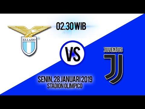 Jadwal Live Liga Italia Bigmatch: Lazio Vs Juventus, Senin Pukul 02.30 WIB