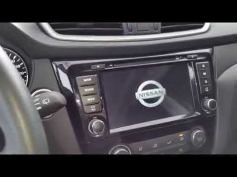 Nissan Rogue 2015 Radio Android Mxtron Mxn 01 Youtube