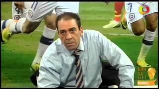 Bonvallet habla de la derrota de Chile ante Brasil