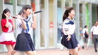 2017/7/23(日) @おかちまちパンダ広場 アイロボ&いたずらマイクさん。...