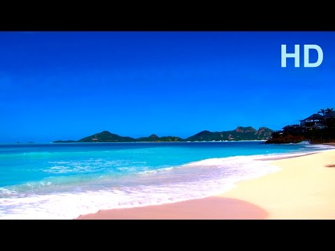 Paradise Beach HD  Relaxing Ocean Sounds