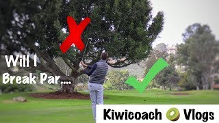 Golf Course Vlog - Kiwicoach Preps For Japan (Kiwicoach Course Vlogs)
