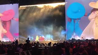 JAY-Z & Beyoncé - No Church in the Wild/Niggas in Paris/FORMATION/Run the World -GC Festival 2018🌈