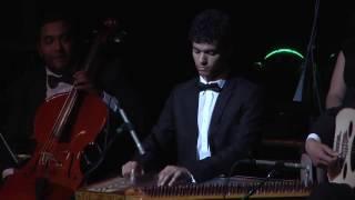 Ali Paris •• Qanun Improvisation تقسيمة قانون  - National Arab Orchestra