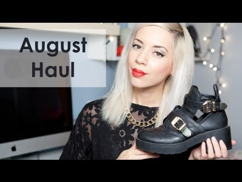 August HAUL | New Look, Motel Rocks, Choies etc