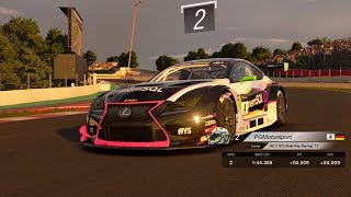 GT SPORT | FIA GT Manufacturer Series | 2019/20 Exhibition Series - Season 3 - Round 7 | Onboard