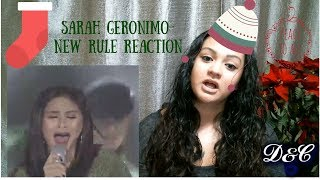 "ASAP: Sarah Geronimo sings ""New Rules"" REACTION"