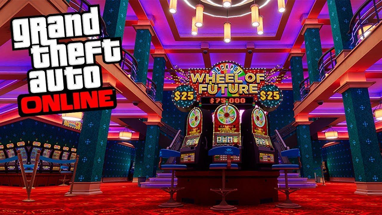 gta 5 online casino release date