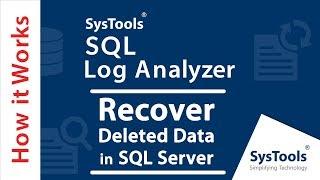 Recover Deleted Data in SQL Server