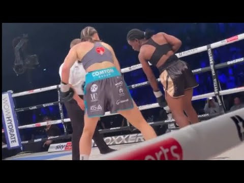 Download Savannah Marshall DESTROYS UNDEFEATED Opponent !