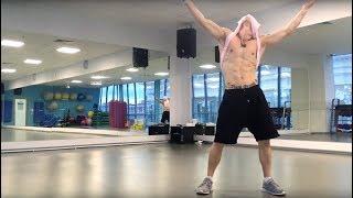 Элджей - Розовое вино - официальный танец (official video)