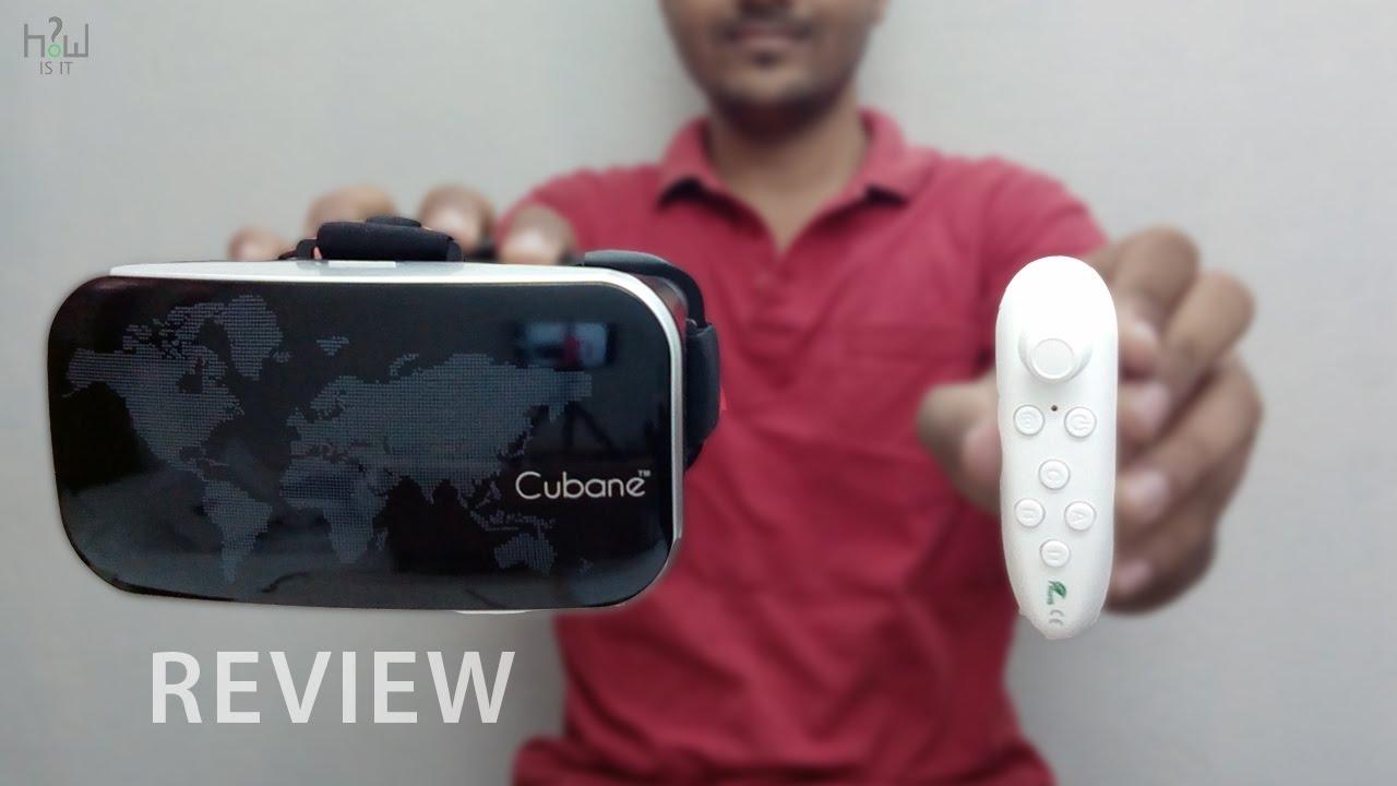 Download Cubane Elite-X1 VR Headset Unboxing & Review | HOWISIT