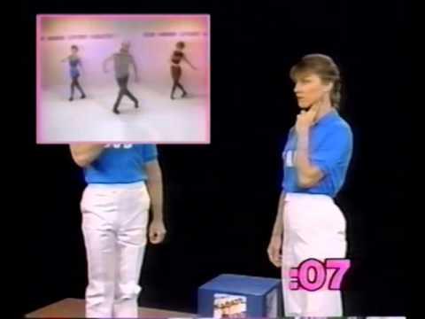 Bob Mann's Step Aerobics