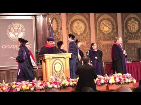 GRANT's Georgetown Law School Ceremony