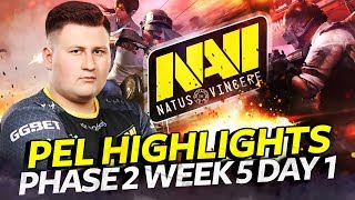 NAVI PUBG Highlights - PEL Phase 2 Week 5 Day 1