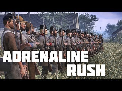 "War of Rights - ""Adrenaline Rush"""