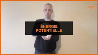 Mécanique - Energie potentielle