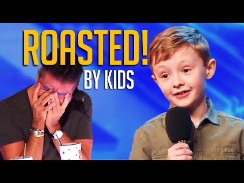 Download Ouch! SAVAGE Kid Comedians RIP Into Simon Cowell And The Judges On Got Talent