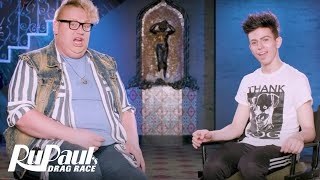 Eureka & Aquaria: On-Screen Beefs & Moments They Would Change | Queen to Queen | RuPaul's Drag Race