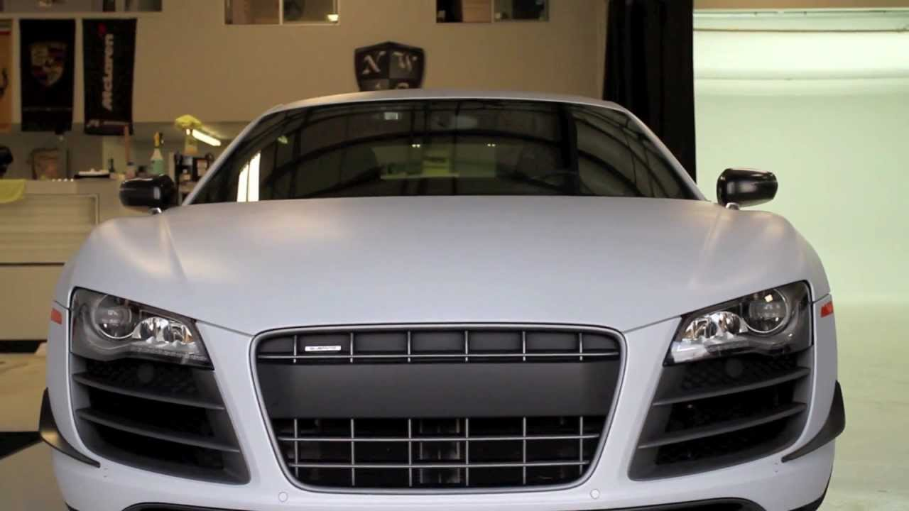 Download Two of a Kind: Twin Audi R8 GTs at NWAS
