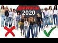 ДЖИНСЫ 2020 | ЧТО МОДНО ? КАК ВЫБРАТЬ ? АНТИТРЕНДЫ