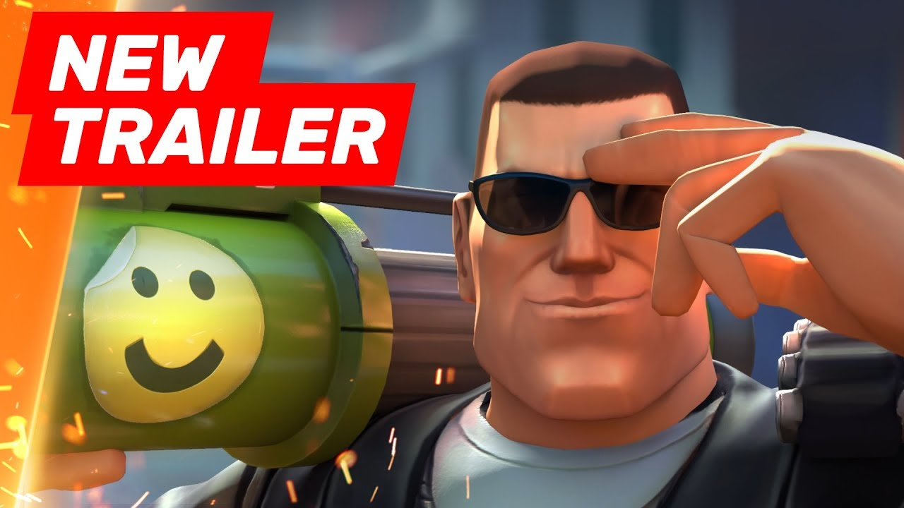 "Guns of Boom - New Trailer - ""Rewind"""