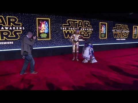 Star Wars: ovaciones de pie en estreno de nueva entrega