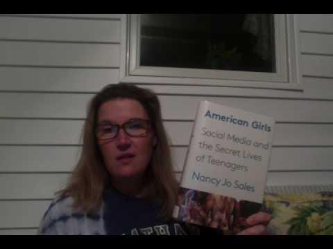 Book Talk on American Girls by Nancy Jo Sales