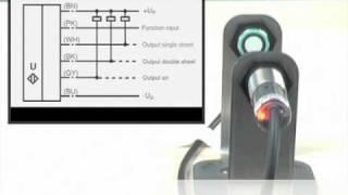 Programming Ultrasonic Sensors for Double Sheet Detection