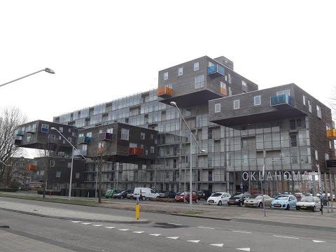 Kris Kras door Amsterdam Nieuw-West