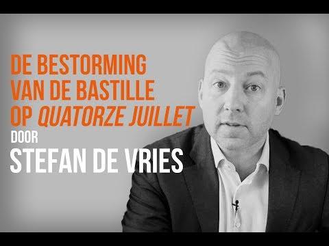 Stefan de Vries over 'Quatorze Juillet'
