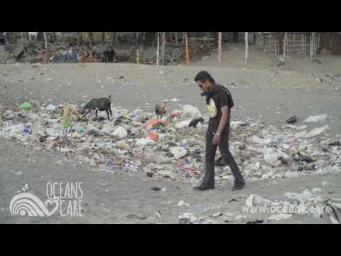 Call to Action! Ocean's Care TrashWheel Fundraising Campaign - Ampenan, Lombok