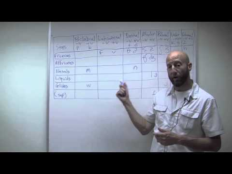 Phonetics (pt. 2)