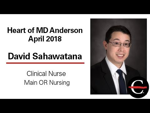 April 2018 Heart of MD Anderson