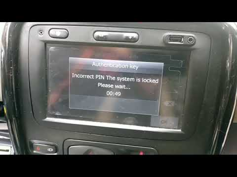 How to Get a radio code for a Renault Cars Duster KWID & more