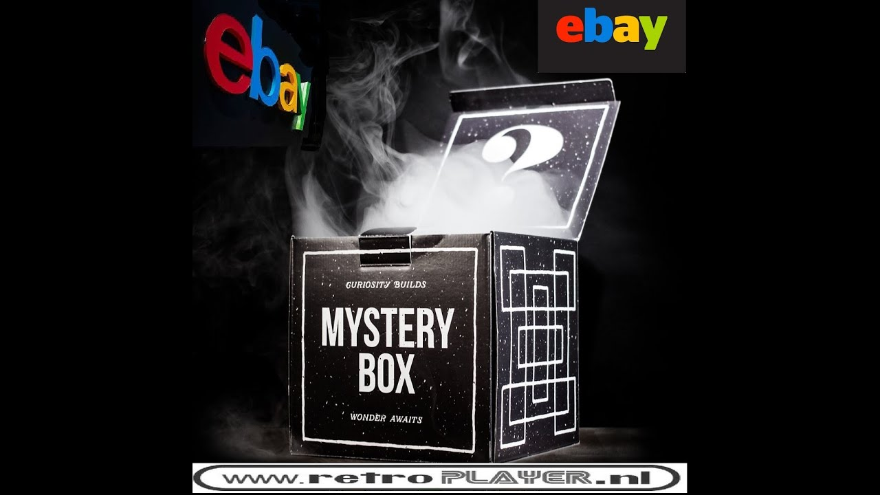 Mystery Box Ebay
