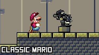 Classic Mario (Demo 2) • Super Mario World ROM Hack