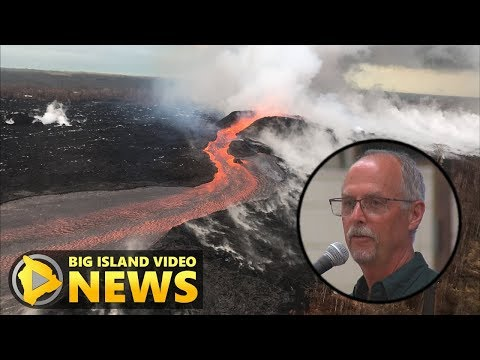 USGS Gives Hawaii Eruption Update (July 3, 2018)