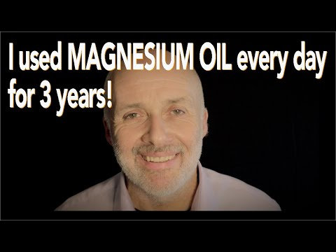 Magnesium Benefits For Women And Men | Magnesium Chloride Oil
