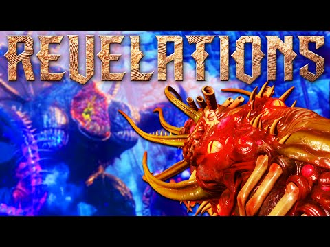 """REVELATIONS"" - FIRST TIME GAMEPLAY/WALKTHROUGH (Call of Duty: Black Ops 3 Zombies)"