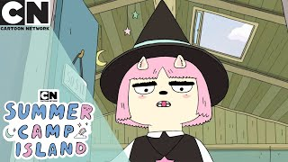 Summer Camp Island | Lucy's Mystery Activities | Cartoon Network UK